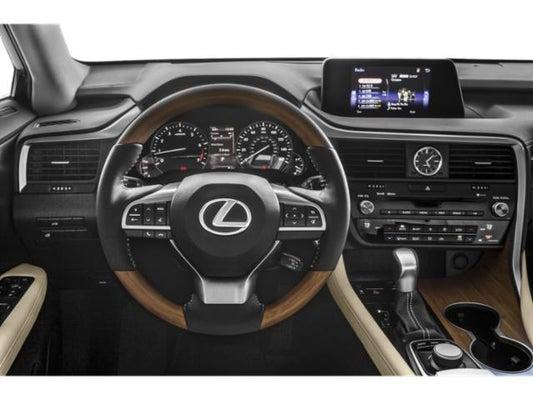 Lexus Rx 350 >> 2019 Lexus Rx 350
